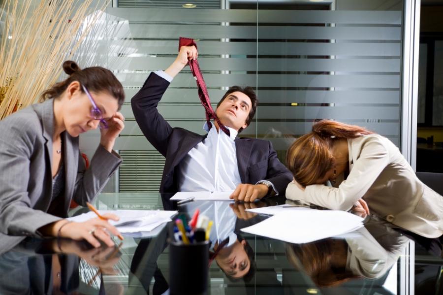 статья про нелюбимую работу