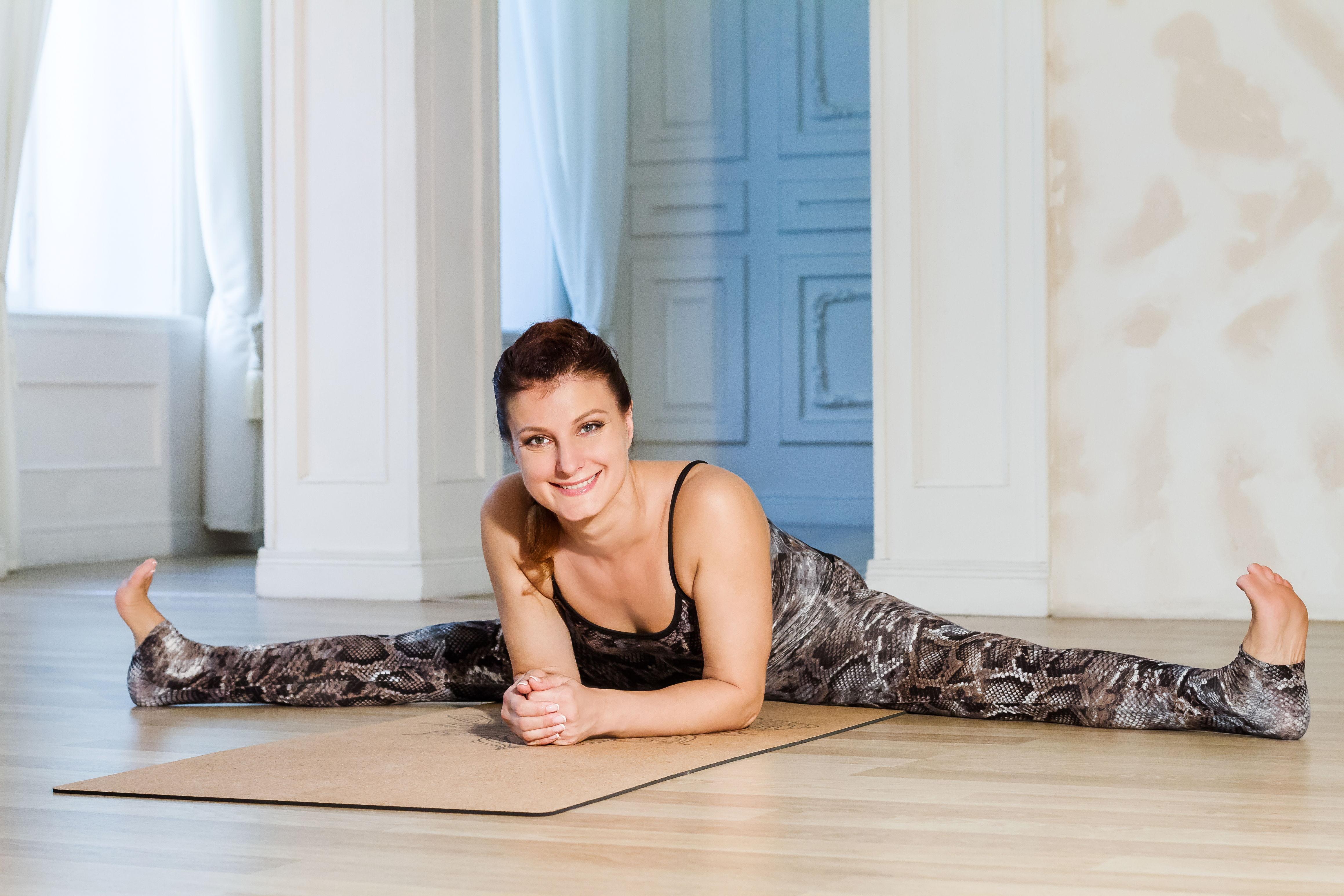 йога с Татьяной Даниловой