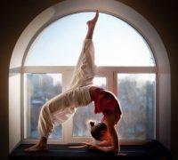 йога -это здоровое тело