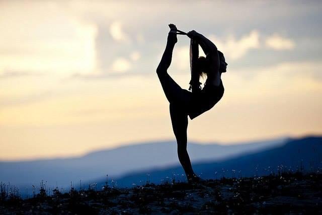 Йога развивает!
