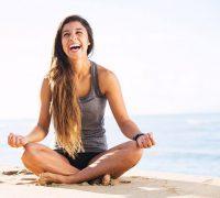 йога и смех