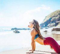 Симхасана в йоге