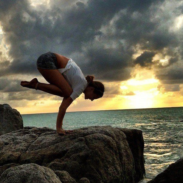 йога - желание быстрого результата