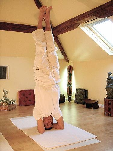 борьба с простатитом с помощью йоги