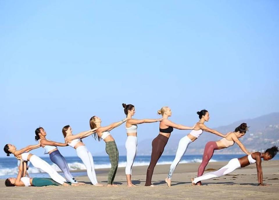 Интересно о йоге