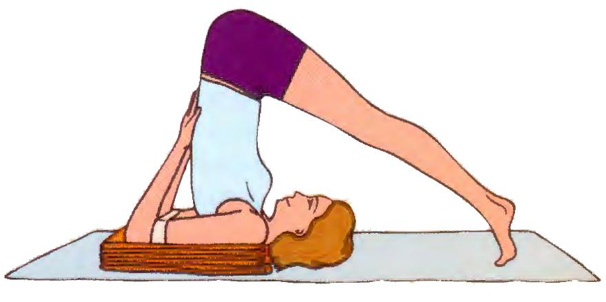 йога и проблемы с давлением