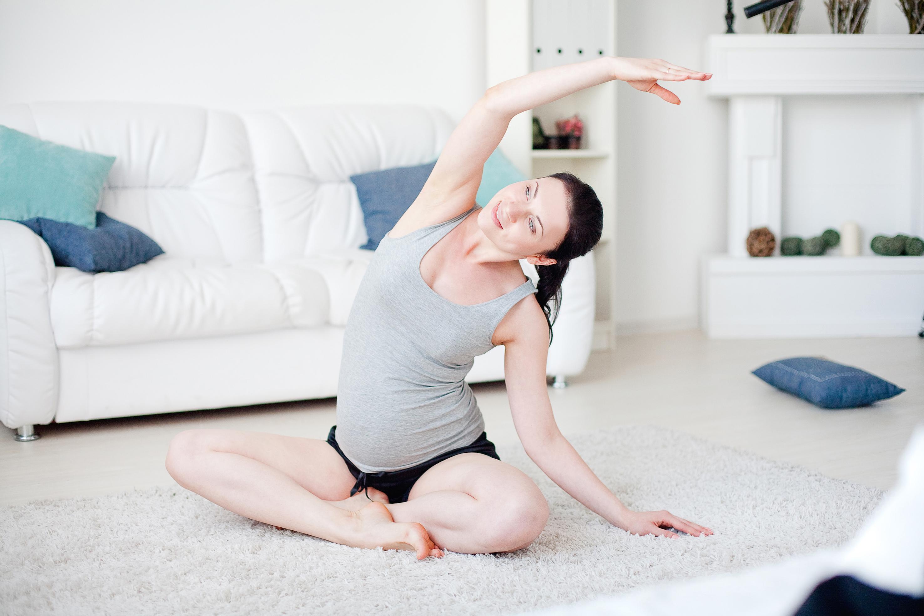 йога и домашняя практика
