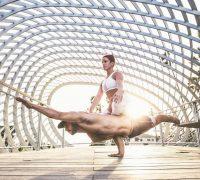 гармония в йоге