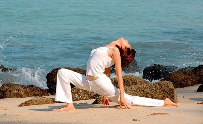 женская йога