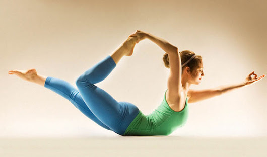 йога - польза от практики босиком