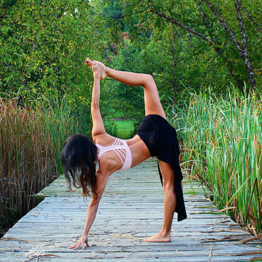 йога и чувственность