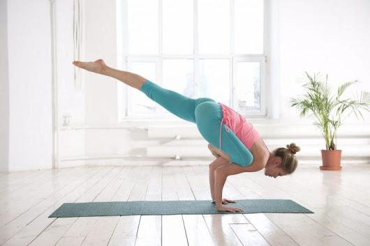 йога: убираем неуверенность и тревожность