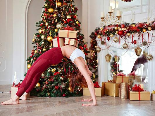 подарки для йога