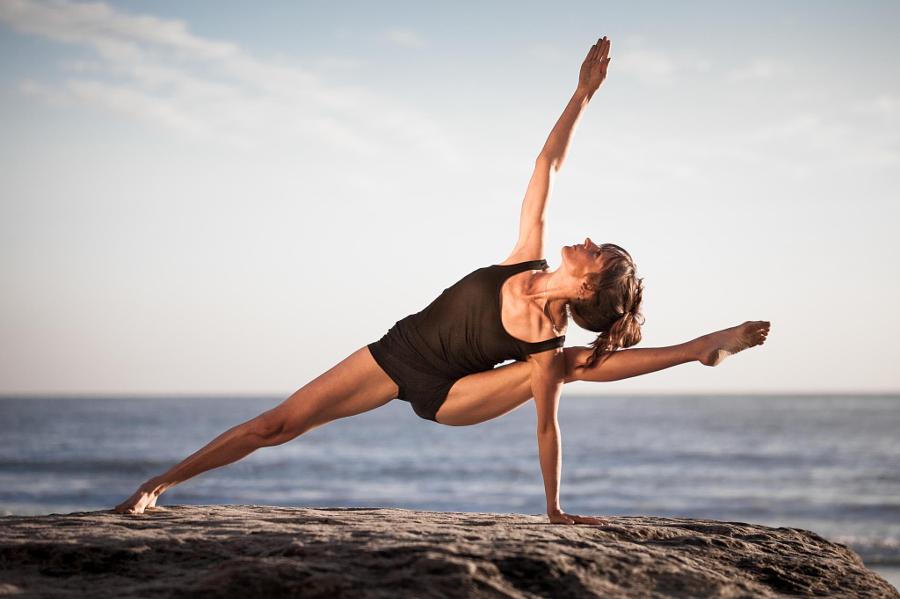 осознанность в йоге