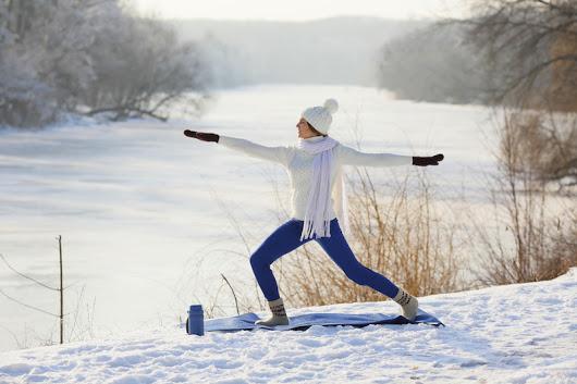 занятия йогой зимой