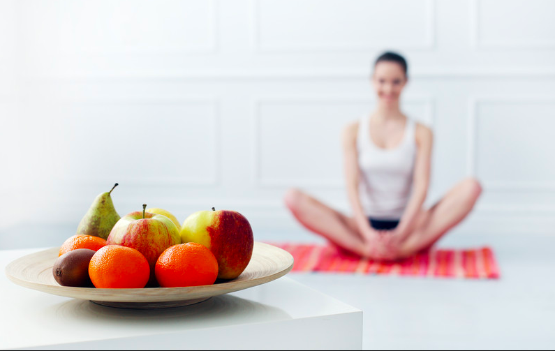 йоги и питание