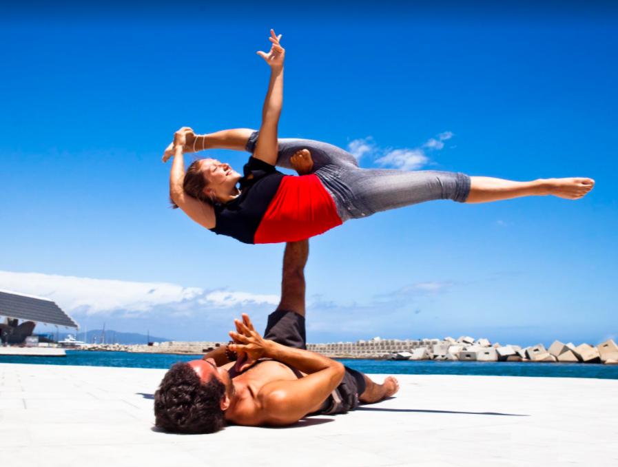 йога и гармоничные отношения