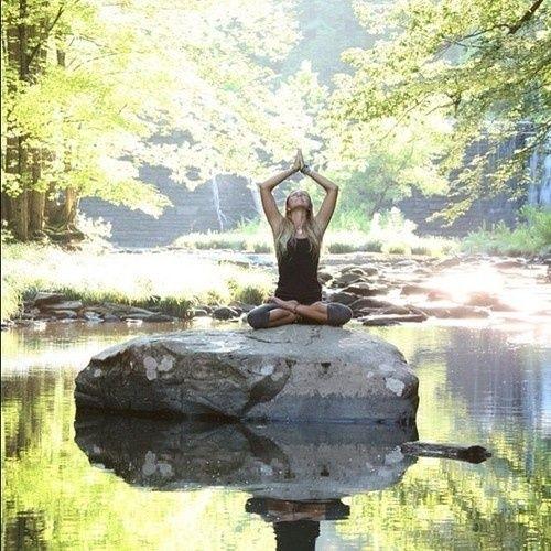 йога - вселяет веру в себя