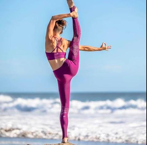 йога - красота тела и души