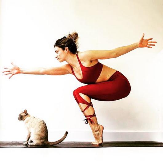йога и наслаждение жизнью