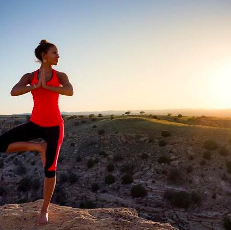 работа с осознанностью в йоге