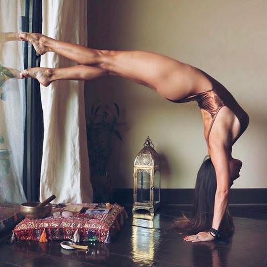йога - искусство слышать себя