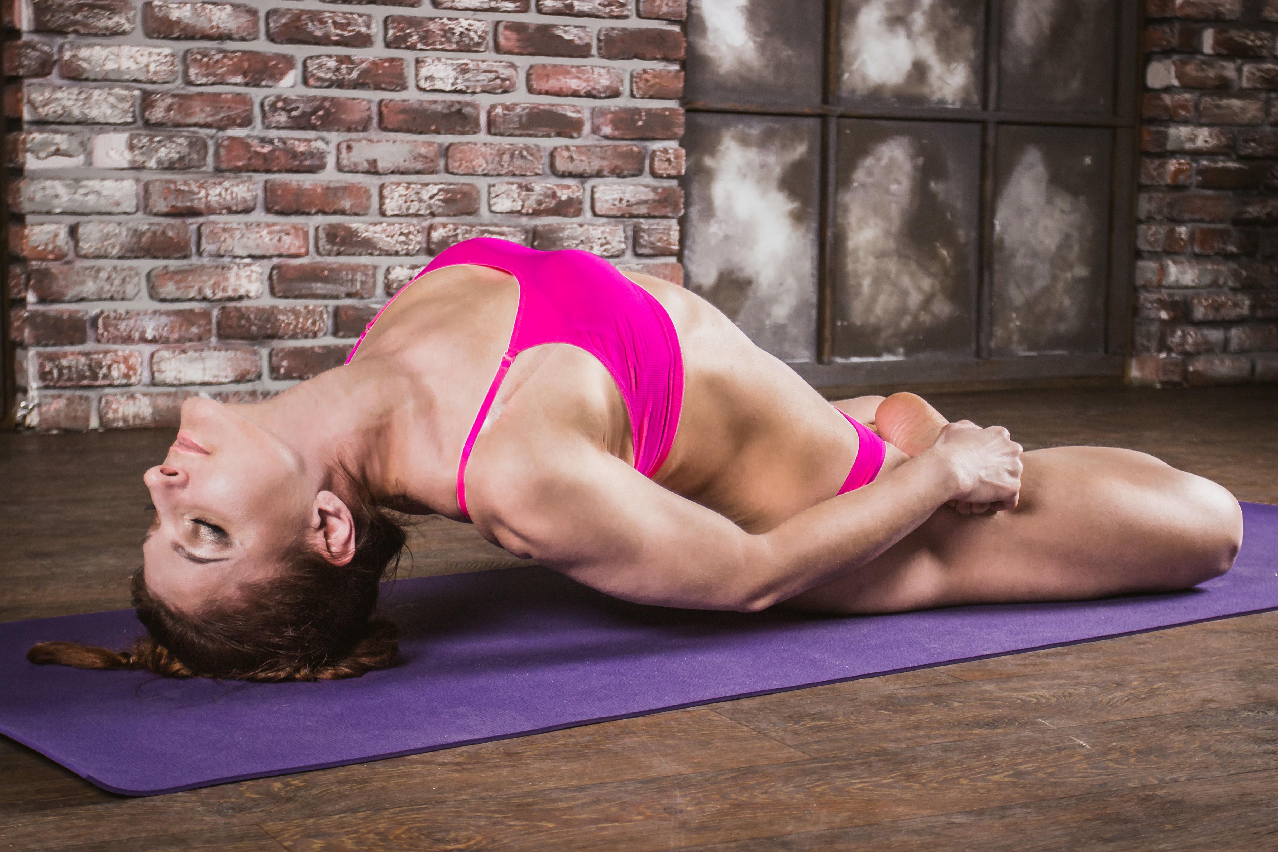 Польза йоги для глаз