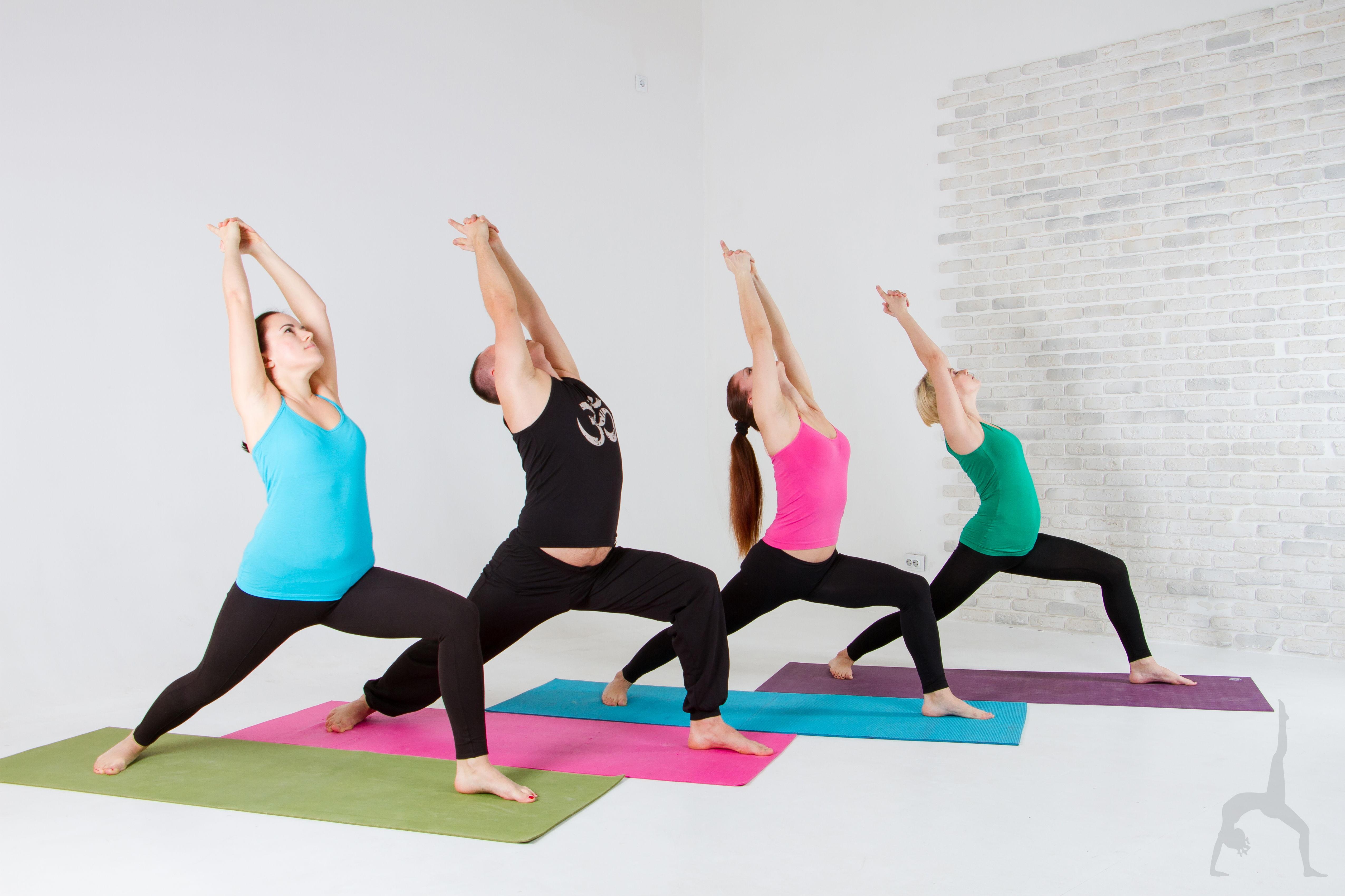 Йога фестиваль органик пипл