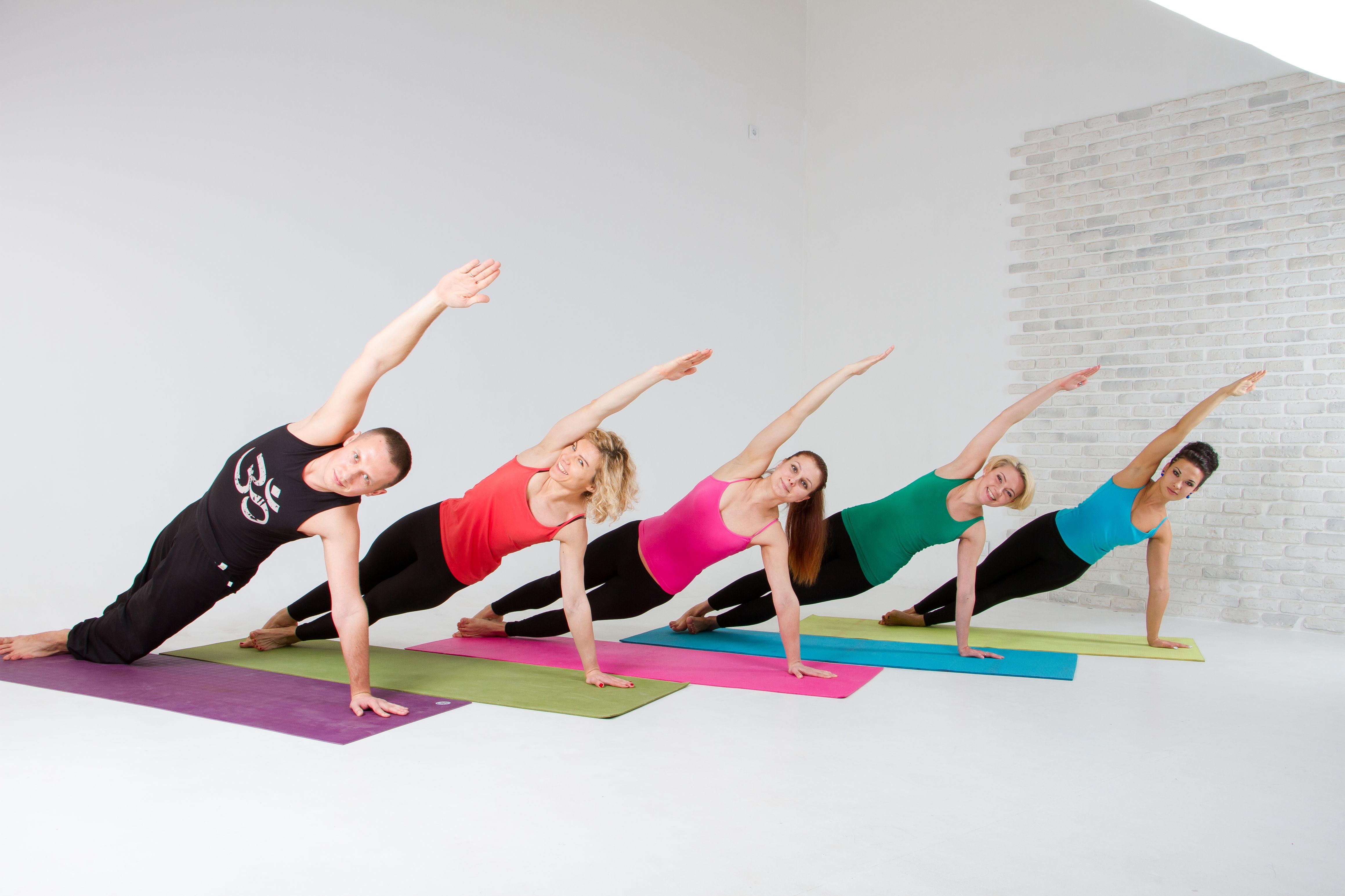 Йога - духовные и физические изменения