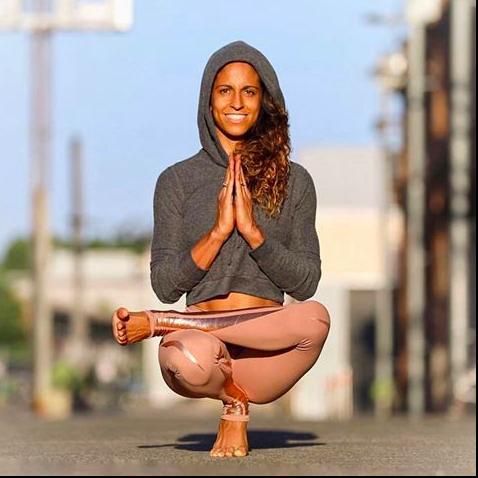 йога и хорошее настроение