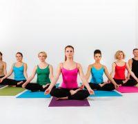 йога - увеличивает увернность в себе и целеустремленность