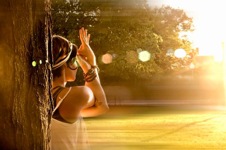 йога - изменение себя