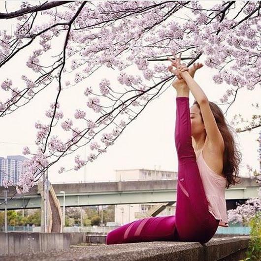 йога: гармония в жизни