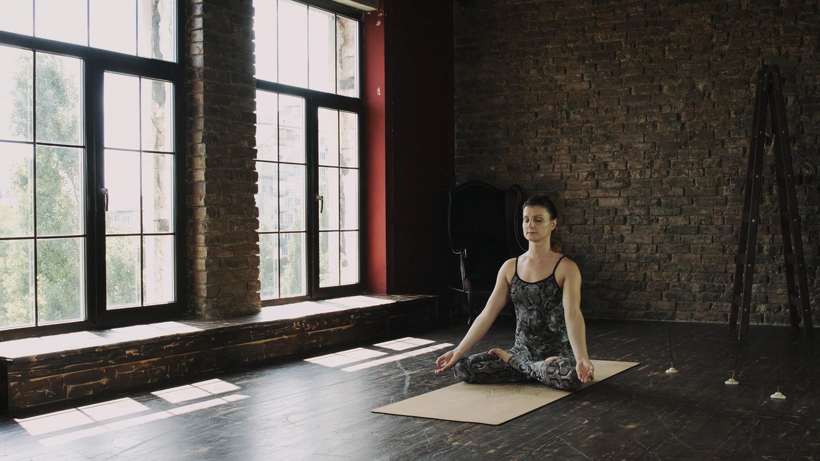 под готовка к медитациям