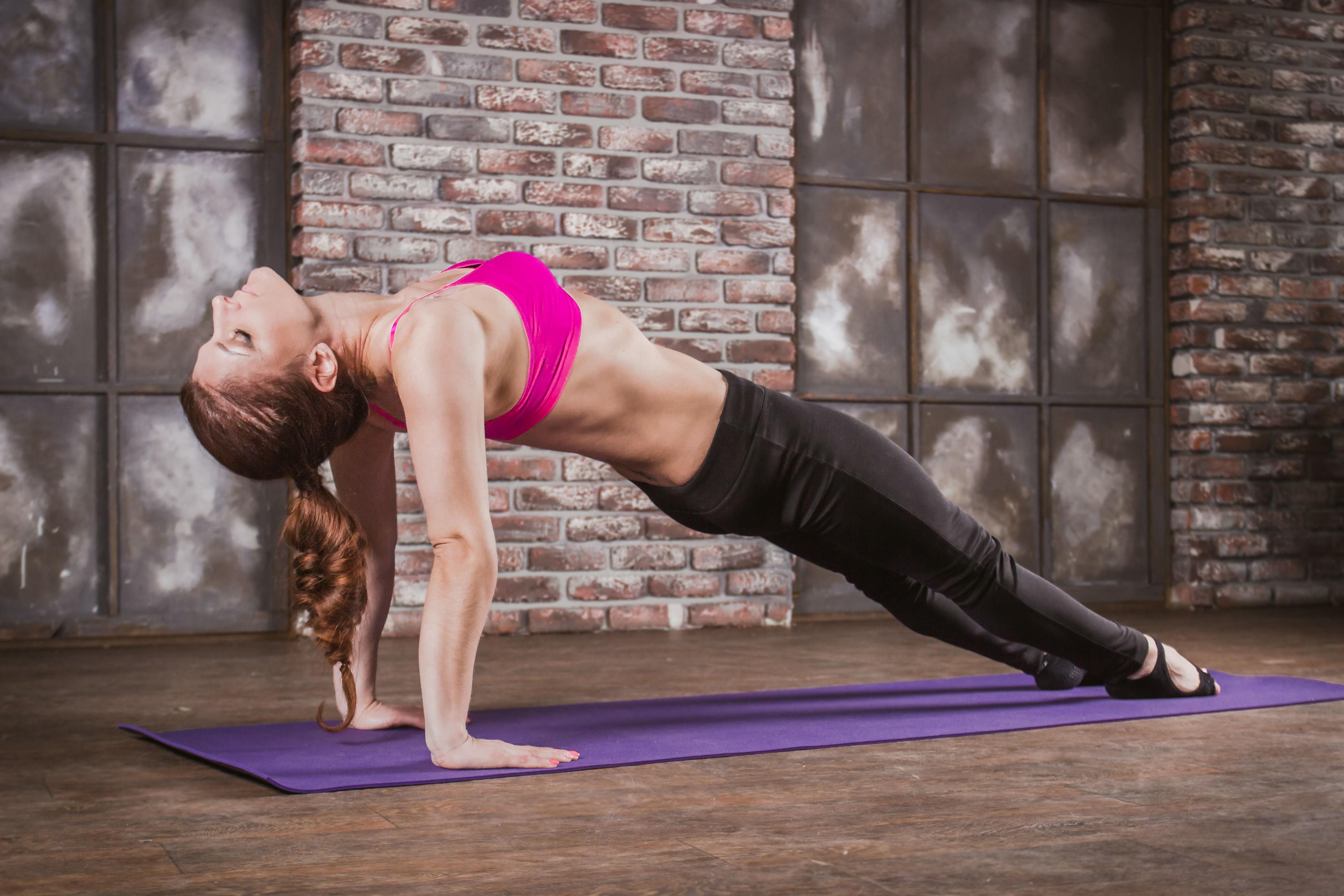 Красота и здоровье йога