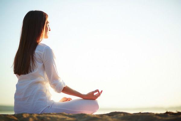 йога - наедине с собой