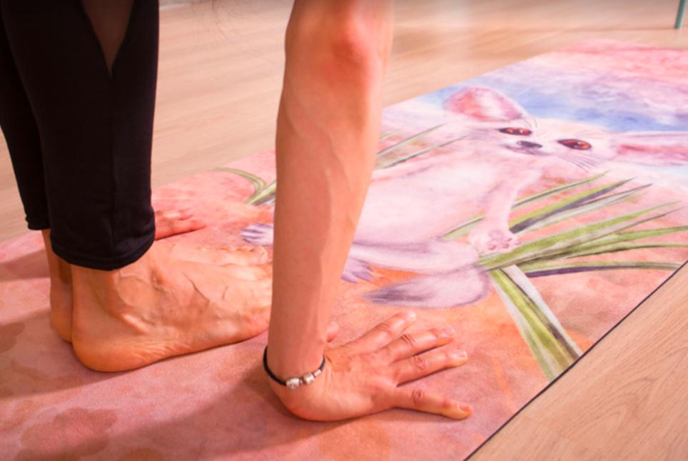 как выбрать коврик для йоги
