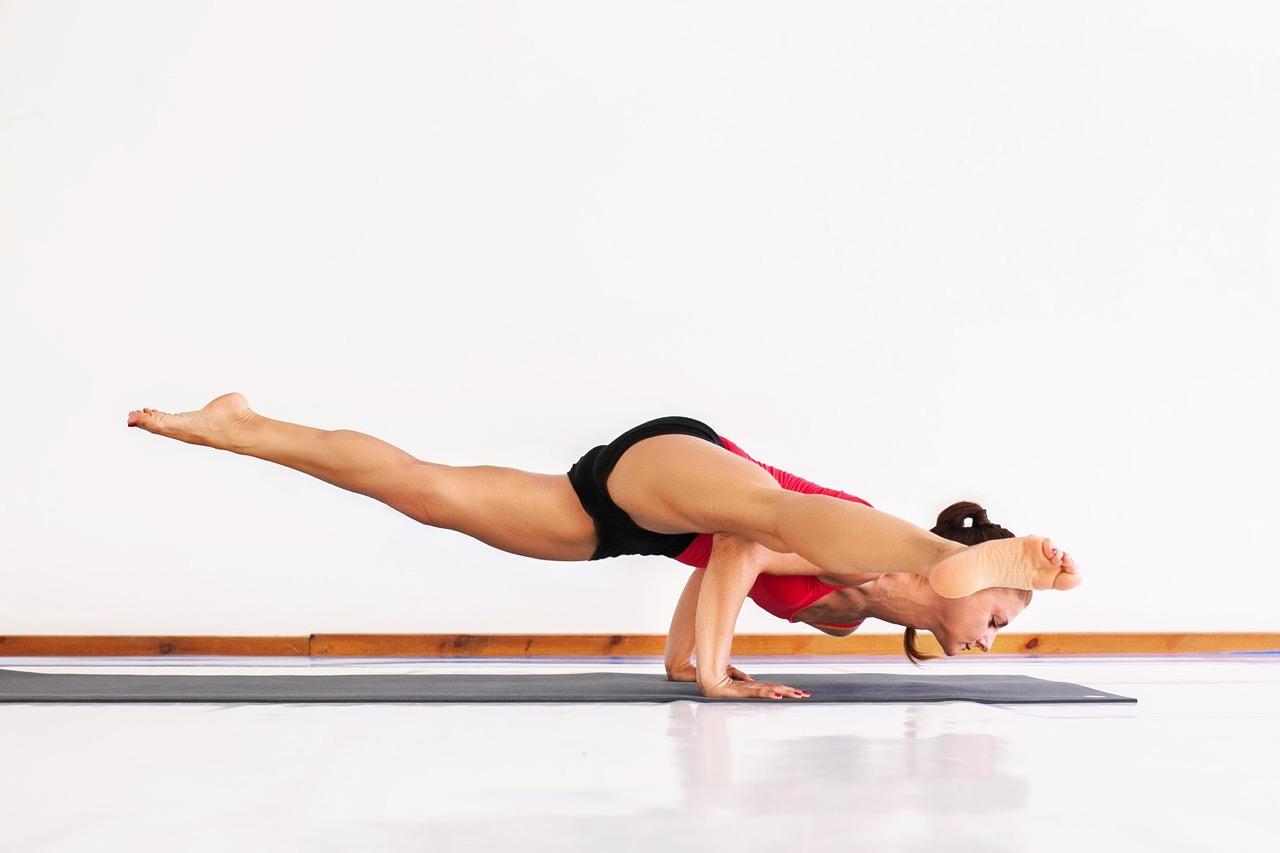 Регулярная практика йоги