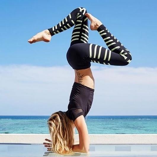 самостоятельный комплекс йоги