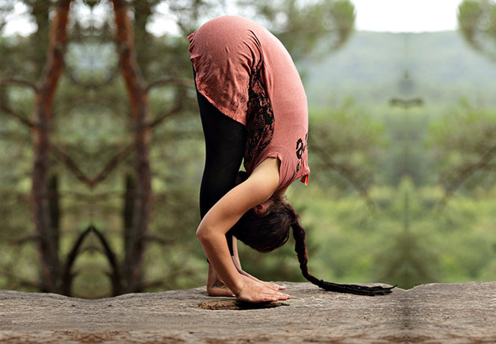 йога и оздоровление тела