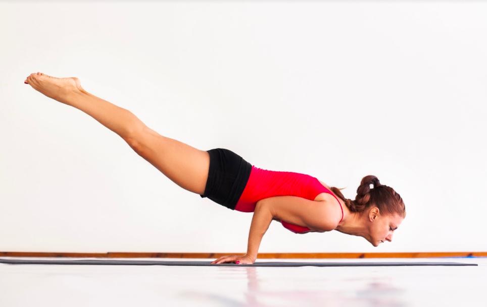 Балансы в йоге