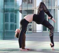 симметрия тела в йоге