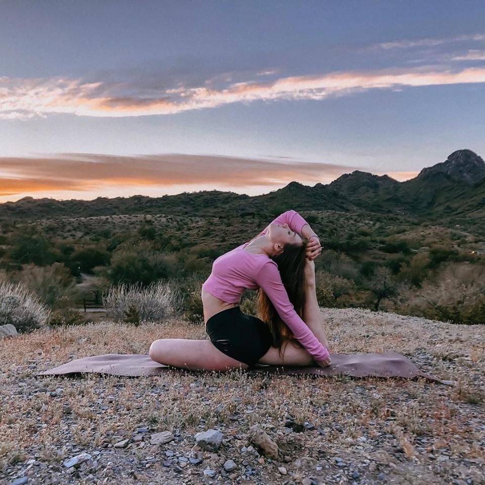 индивидуальность и потенциал в йоге