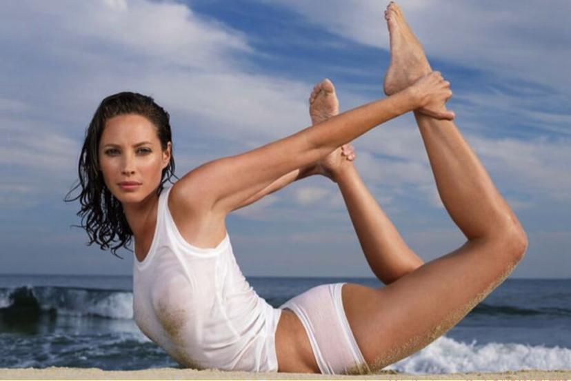 йога и знаменитости