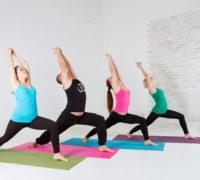 одежда для йоги