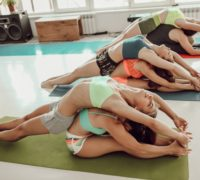 работа с эмоциями в йоге