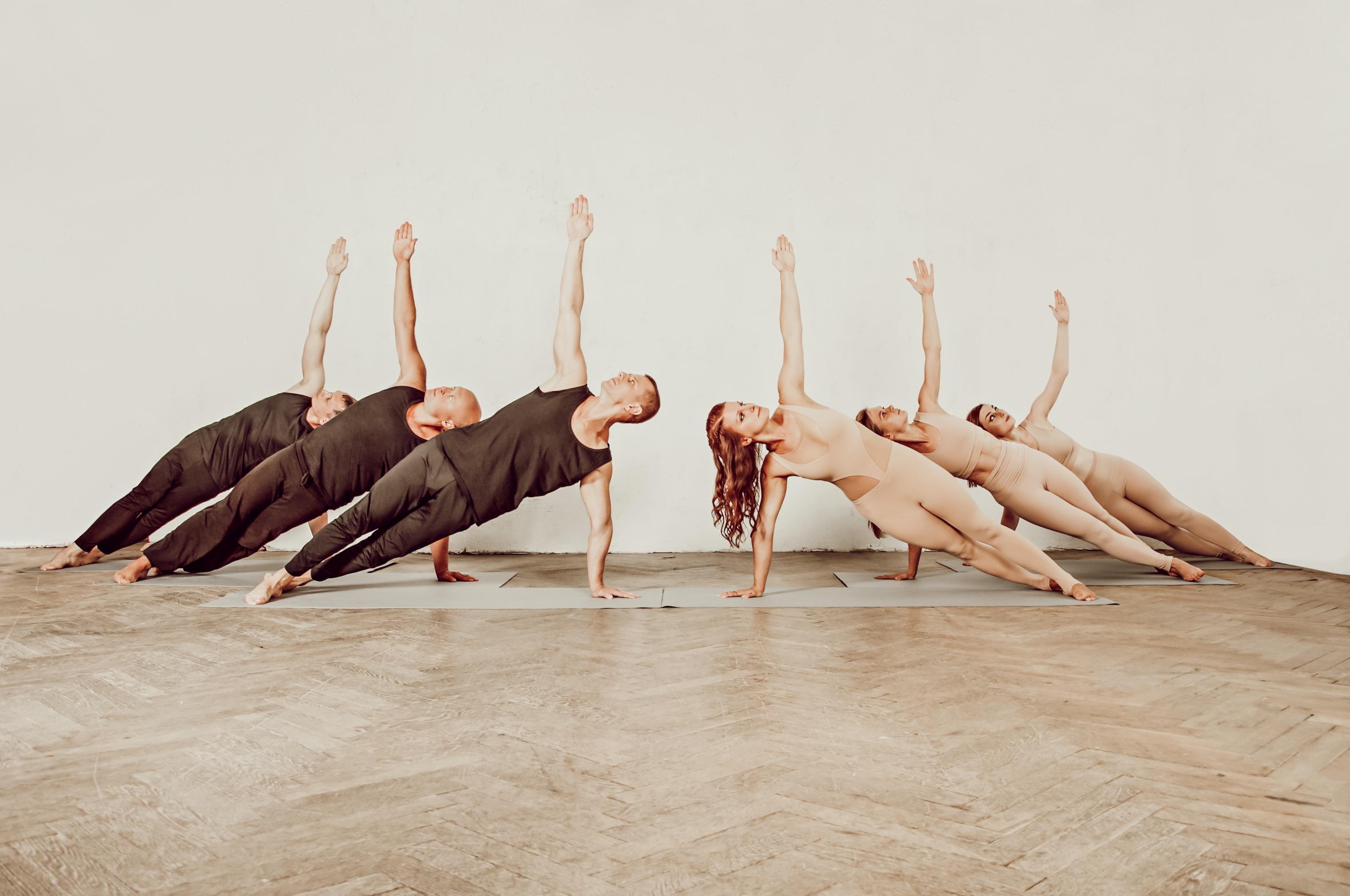 работа с защитными механизмами в йоге