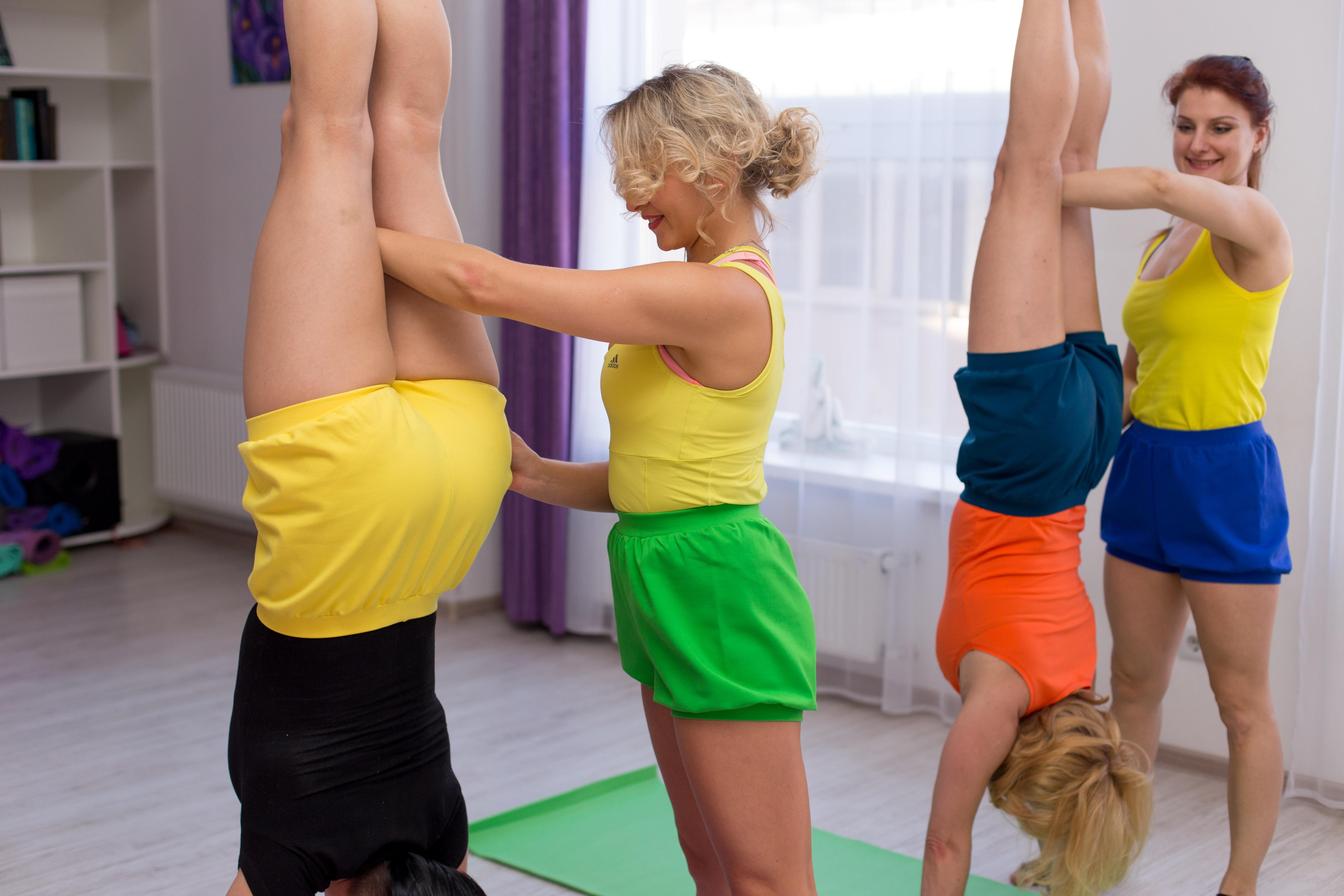 йога и концентрация