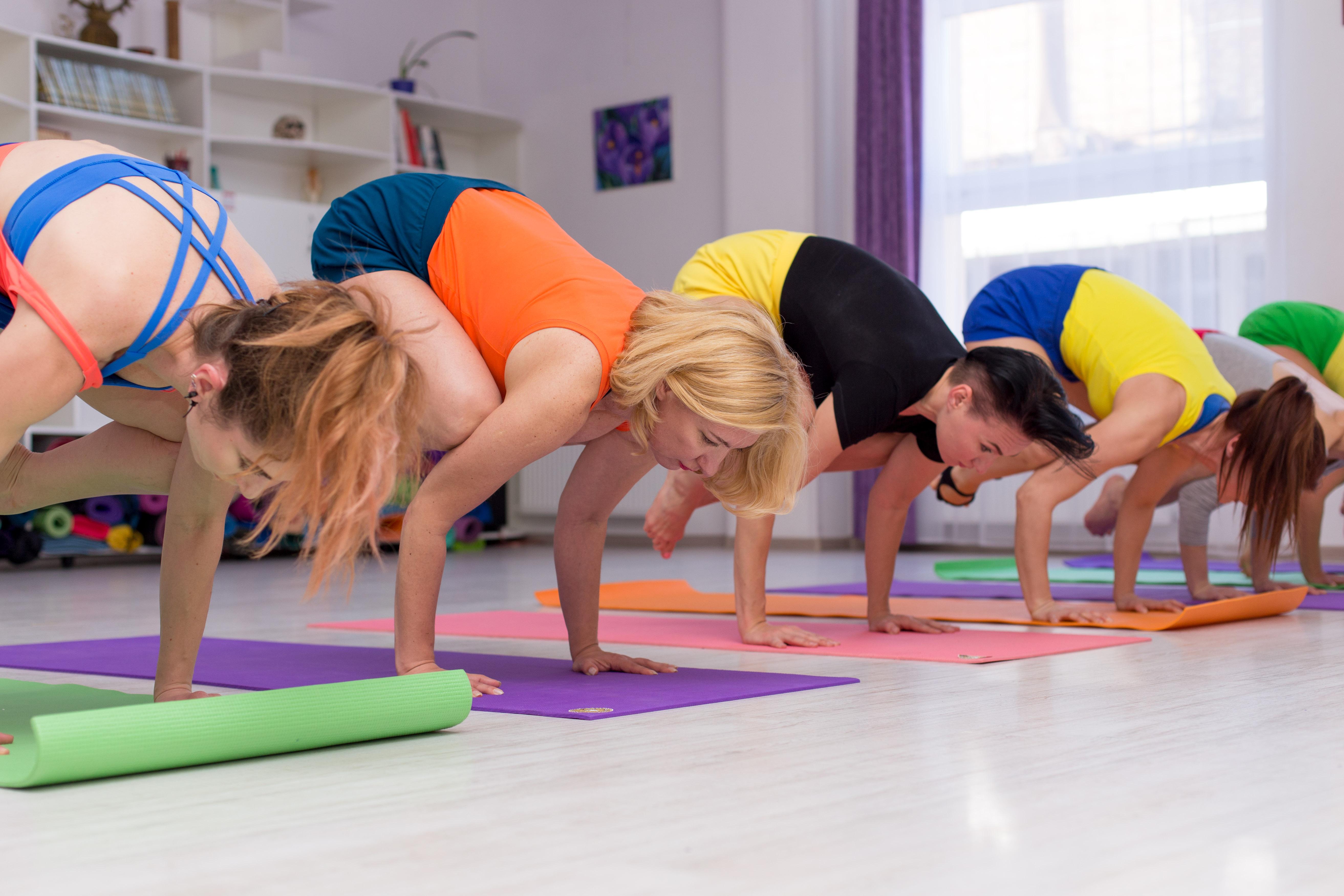 развитие концентрации с помощью йоги