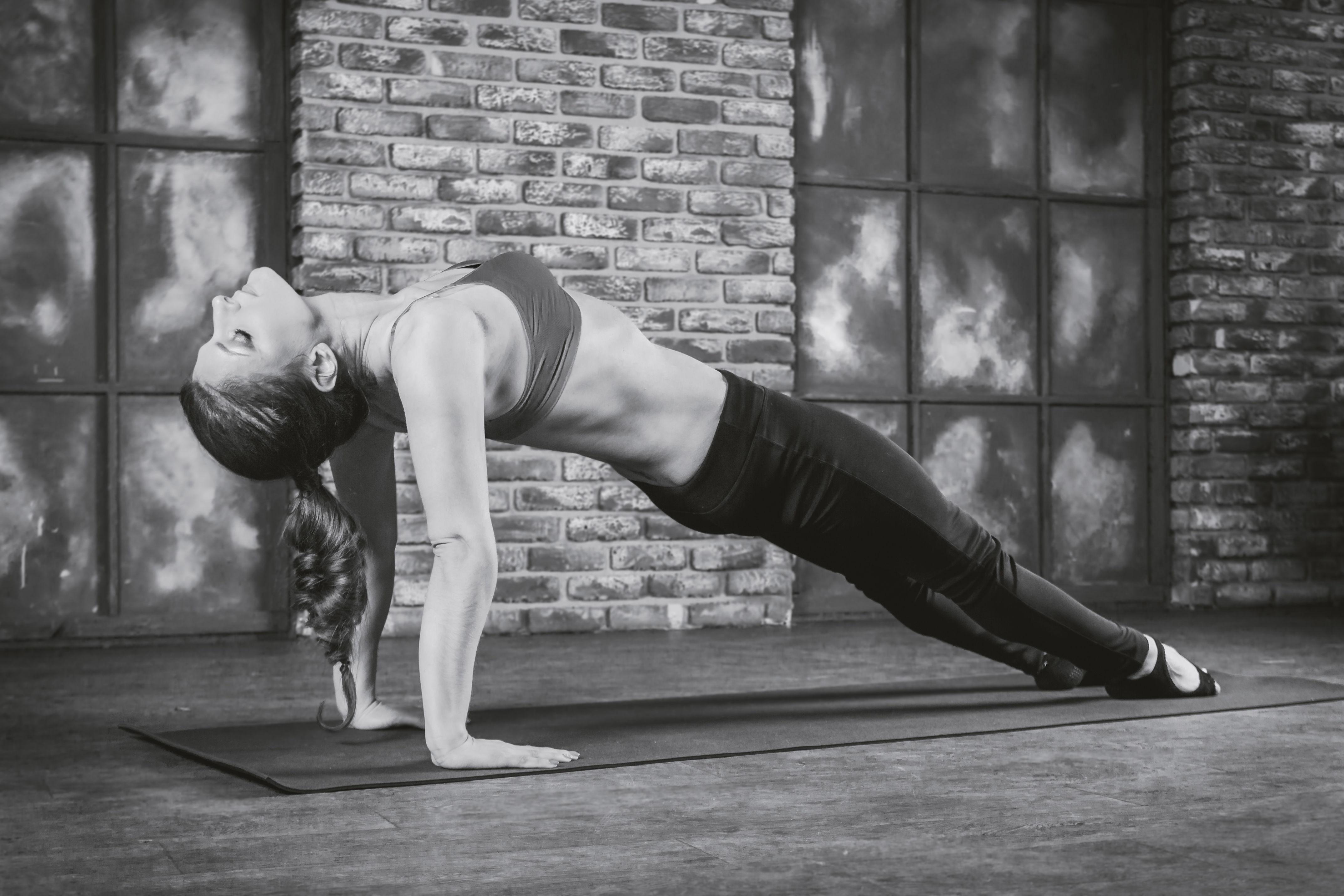 йога и отказ от вредных привычек